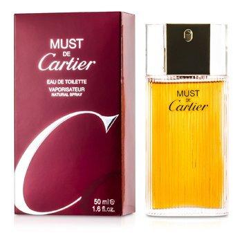Must De Cartier Eau De Toilette Spray 50ml