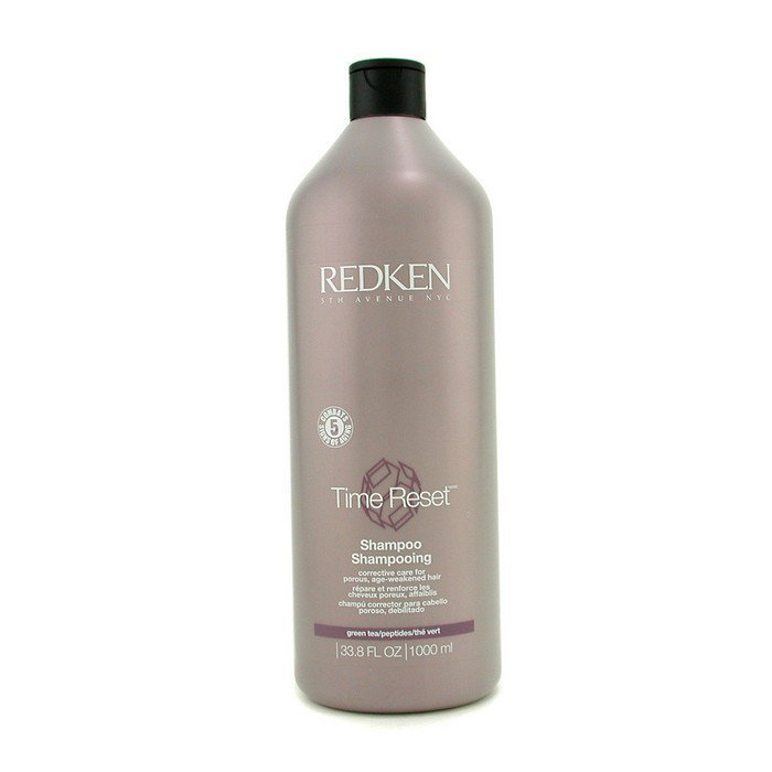 Redken-Time-Reset-Conditioner-Revitalisant-Corrective-Care-For-Porous-Age-Wea