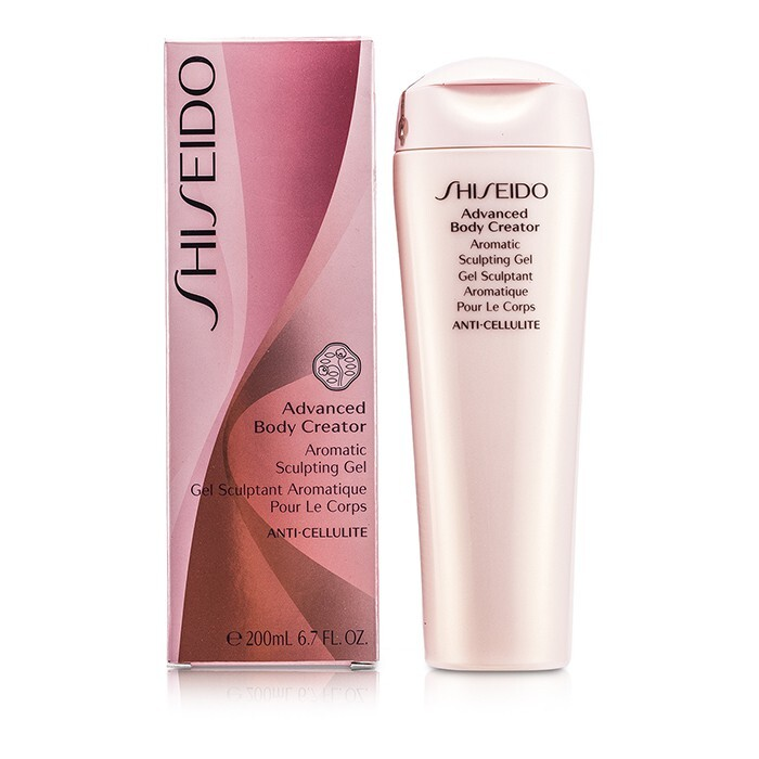 Advanced Body Creator Aromatic Sculpting Gel - Anti-Cellulite 200ml by Shiseido