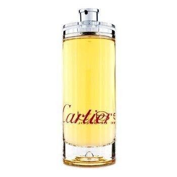 Eau De Cartier Zeste De Soleil Eau De Toilette Spray 200ml