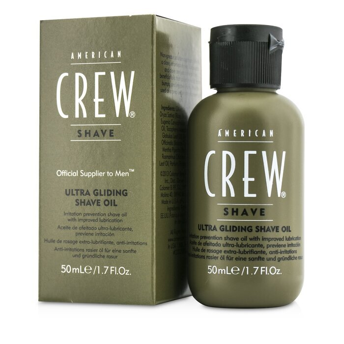 American-Crew-Ultra-Gliding-Shave-Oil-50ml-Shaving thumbnail 2