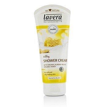 Lavera Organic Almond Milk & Honey Silky Shower Cream - Normal to Dry