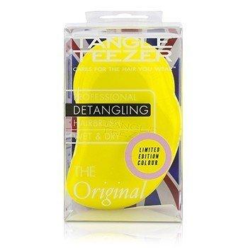 Tangle Teezer The Original Detangling Hair Brush - # Lemon Sherbet (Fo