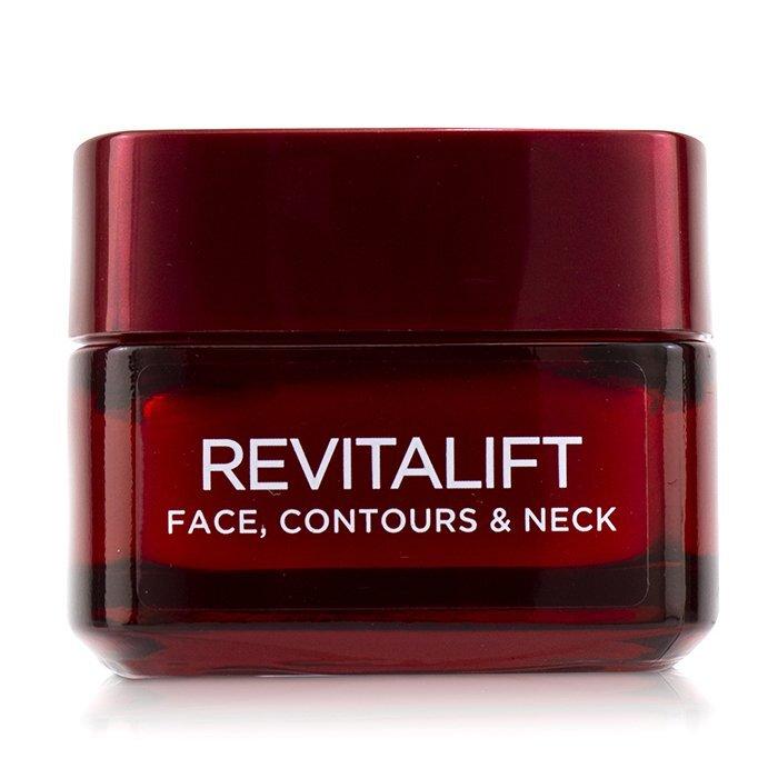 L-039-Oreal-Revitalift-Face-Contours-amp-Neck-Moisturizing-Cream-50ml-Moisturizers thumbnail 3