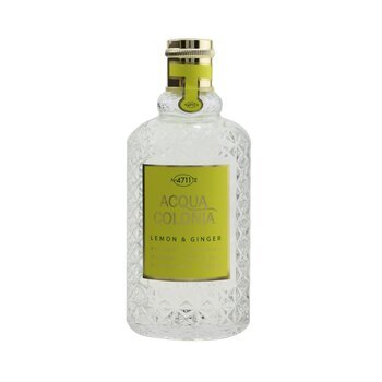 Image of 4711 Acqua Colonia Lemon & Ginger Eau De Cologne Spray 170ml