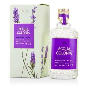 Image of 4711 Acqua Colonia Lavender & Thyme Eau De Cologne Spray 170ml