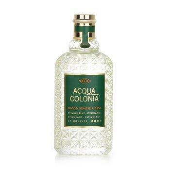 Image of 4711 Acqua Colonia Blood Orange & Basil Eau De Cologne Spray 170ml