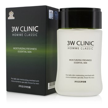 Image of 3W Clinic Homme Classic - Moisturizing Freshness Essential Skin 150ml