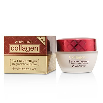 Image of 3W Clinic Collagen Regeneration Cream 60ml