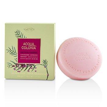 Image of 4711 Acqua Colonia Pink Pepper & Grapefruit Aroma Soap 100g