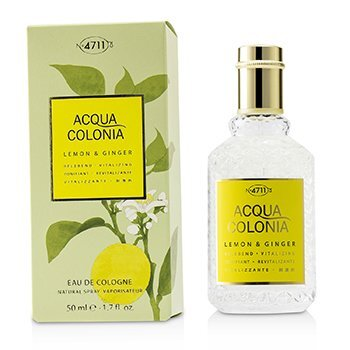 Image of 4711 Acqua Colonia Lemon & Ginger Eau De Cologne Spray 50ml