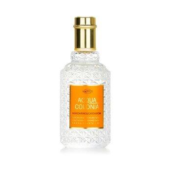 Image of 4711 Acqua Colonia Mandarine & Cardamom Eau De Cologne Spray 50ml