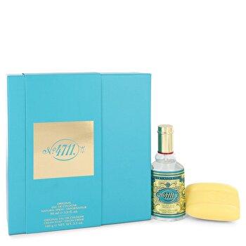 Image of 4711 Gift Set - Eau De Cologne Spray + 3.5 oz Soap